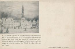 LILLE Danel 20 Série Historique  Hotel De Ville Et Beffroi Rare TBE - Lille