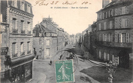 FLERS - Rue Du Calvados - Flers