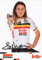 Cyclisme, Alana Castrique - Radsport