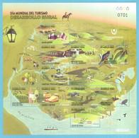 Uruguay 2020 ** Día Mundial Del Turismo – Desarrollo Rural Safari Minero. Valle Edén: Ecoturismo. Aves Tortuga Ciclismo+ - Sin Clasificación