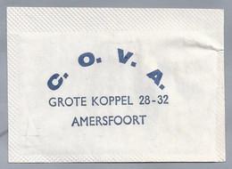 NL.- Puttershoek. Kristalsuiker. C.O.V.A., GOTE KOPPEL 28-32, AMERSFOORT. - Zucker