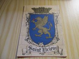 Armoiries De La Ville De Saint-Brieuc (22). - Saint-Brieuc