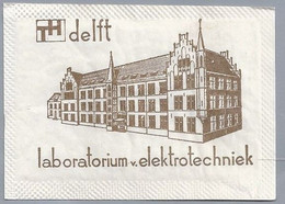 NL.- Puttershoek. Kristalsuiker. DELFT. TH. LABORATORIUM V. ELEKTROTECHNIEK. - Zucker