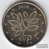Finland 2004 Stgl./unzirkuliert 2004 2 Euro European Union-Extension - Finland