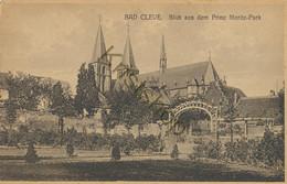 Bad Cleve - Blick Aus Dem Prinz Moritz-Park [Z34-6.718 - Non Classificati