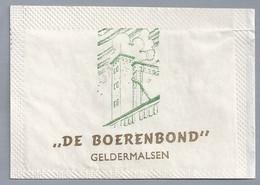 NL.- Puttershoek. Kristalsuiker. GELDERMALSEN. - DE BOERENBOND -. - Zucker