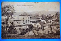 Grupont: La Gare Et Les Environs - Tellin