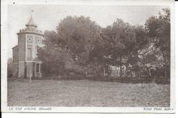 """AGDE """"  Hostellerie A La Tour Des Pins  """"     N° 1391 - Agde"""