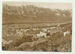 VADUZ - BLICK INS RHEINTAL - NV  FG - Liechtenstein