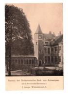 ANTWERPEN - Pastorij Der Protestantse Kerk - Nederlands Hervormde Gemeente - Voorloper - Helios - Antwerpen