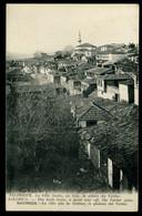 Θεσσαλονίκη  Salonique La Ville Haute Au Loin La Plaine Du Vardar Trésor Et Postes 510 - Greece