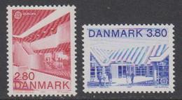 Europa Cept 1987 Denmark 2v  ** Mnh (50231F) ROCK BOTTOM - Europa-CEPT