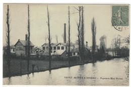 72- Saint -Mars -la- Brière,  Papeterie Bloc Persan - Other Municipalities
