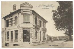 17-SAINT-GEORGES-DE-DIDONNE-La Pharmacie, Chalet NEMI...1911  Animé - Saint-Georges-de-Didonne