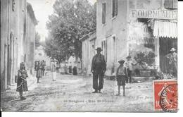 """SORGUES """" Rue St Pierre , Tres Beau Plan   N° 1423 - Sorgues"""