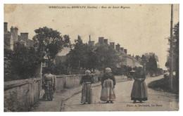 72- Marolles-les-Braults , Rue De Saint-Aignan - Marolles-les-Braults