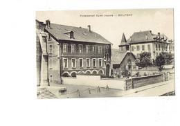 Cpa - 90 - BELFORT - Pensionnat Saint-Joseph - - Belfort - Stadt