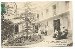 17-SAUJON-Villa Du Parc...1911  Animé - Saujon