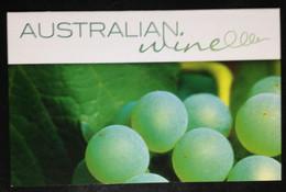 AUSTRALIA, Uncirculated Stamps, Booklet, « WINE », 2005 - Vins & Alcools