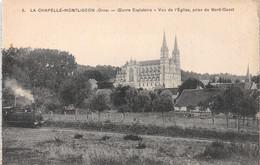 61-LA CHAPELLE MONTLIGEON-N°3857-F/0373 - Sonstige Gemeinden