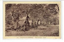 CPA NOUVELLES HEBRIDES - 110. PLACE DE DANSE - OUALA - Vanuatu