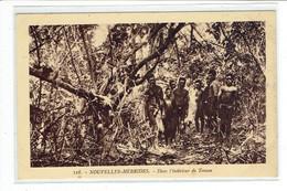 CPA NOUVELLES HEBRIDES - 118. DANS L'INTERIEUR DE TOMAN - Vanuatu