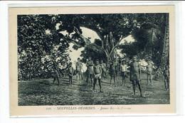 CPA NOUVELLES HEBRIDES - 106. JEUNES BOYS DE PAOUMA - Vanuatu
