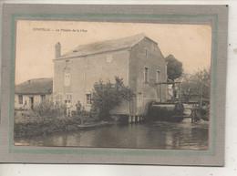 CPA - (08) JUNIVILLE - Aspect Du Moulin De La Chut Sur La Rivière La Retourne En 1914 - Sonstige Gemeinden