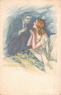 MAUZAN  - Couple Amoureux ( N° 437 - 2 ) - Mauzan, L.A.