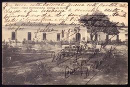 """Pangim INDIA PORTUGUESA Edificio Do Correio. Edição De Christovam Fernandes NOVA GOA (Post Office) 1914 """"Via Brindisi"""" - India"""