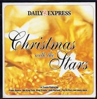 CHRISTMAS WITH THE STARS [DAILY EXPRESS PROMOTIONAL PROMO CD] MINT UNUSED VERY GOOD CONDITION CAROLS - Canzoni Di Natale