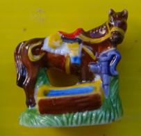 Fève   -  Westerns Et Cow Boys -  Cheval -   Réf AFF   2009 99 -  Western - Cow Boy - Personen