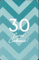 Carte Cadeau - Grain De Malice / 30 €  - GIFT CARD /GESCHENKKARTE - Gift Cards