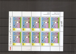 Pays-Bas ( 1631 En Feuille XXX -MNh) - Blocks & Sheetlets