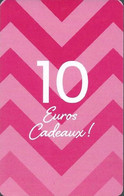 Carte Cadeau - Grain De Malice / 10 €  - GIFT CARD /GESCHENKKARTE - Gift Cards