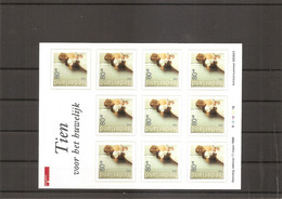 Pays-Bas ( 1622 En Feuille XXX -MNh) - Blocks & Sheetlets