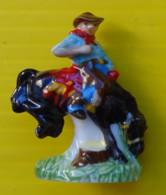 Fève   -  Westerns Et Cow Boys - Cavalier Et Cheval -  Rodéo -   Réf AFF   2009 99 -  Western - Cow Boy - Personen