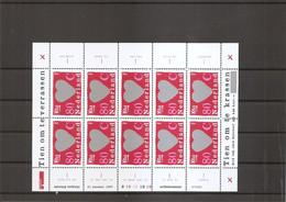 Pays-Bas ( 1568/1577 En Feuille XXX -MNh) - Period 1980-... (Beatrix)