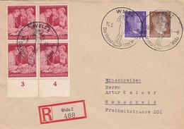 Deutsches Reich R Brief 1944 - Brieven