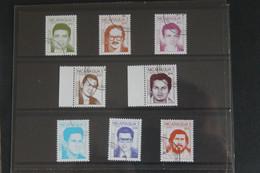 Persönlichkeiten; 1988; Kompletter Satz; Gebraucht - Nicaragua