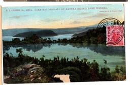 MANUKA ISLAND (to Costantinople 1907) - New Zealand