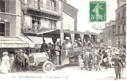 Villers Sur Mer L Auto Bateau - Villers Sur Mer