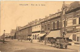 59 -  HALLUIN - Rue De La Gare   125 - Otros Municipios