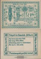 Edlbach Notgeld The Community Edlbach Uncirculated 1921 50 Bright - Austria