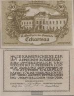 Eckartsau Notgeld The Community Eckartsau Uncirculated 1920 80 Bright - Austria