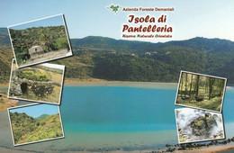 Italia - Sicilia -Isola Di Pantelleria - Riserva Naturale Orientata - - Trapani