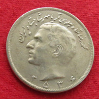 Iran 20 Rials 1977 / MS 2536 KM# 1181 Lt 571  Irão Persia Persien Perse Rial - Irán
