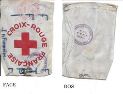 CH86 - BRASSARD CROIX ROUGE - FFI - FTPF - AMBULANCE CHIRURGICALE - Uniform