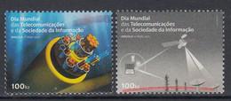 2012 Angola Telecommunications Technology Complete Set Of 2 MNH - Angola