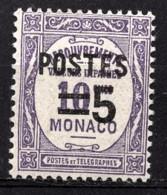 MONACO 1937 - Y.T. N° 140 - NEUF** /3 - Unused Stamps